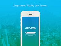 GeoJob - iPhone app