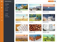 Framelocker web app