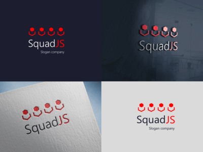 #SquadJS Logo