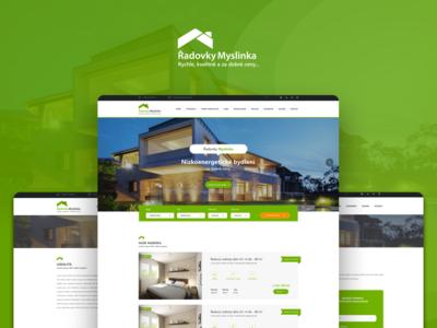 #Radovky Myslinka Webdesign