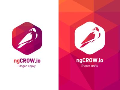 #ngCrow.io Logo