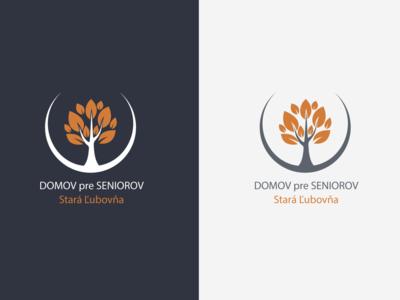 #Domov Pre Seniorov Logo