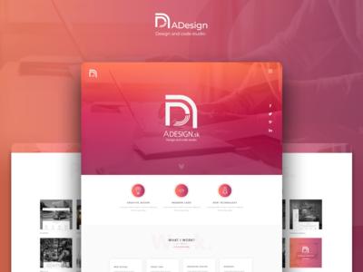 #ADesign Webdesign