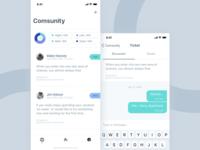 Comsunity - app