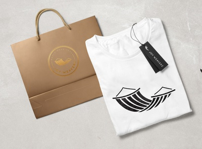 Joy weaverz - brand Identity and packaging
