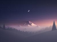 Mountain  2560x1440x