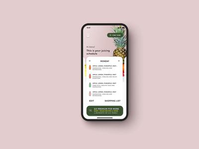 JuicePlan App