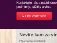 Kamzavinem.info redesign