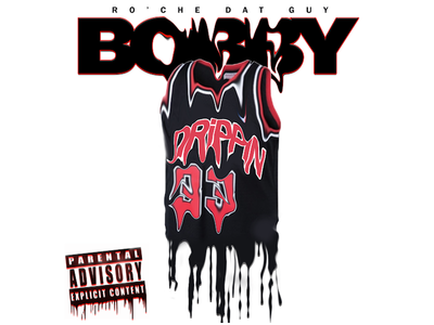 BOBBY DRIPPIN - ALBUM COVER