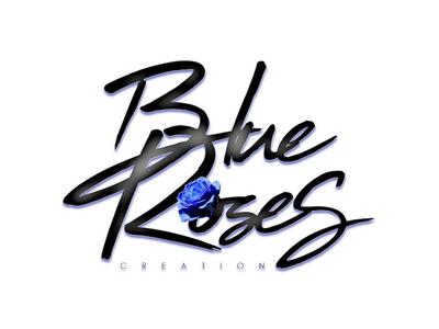 Logo Blue Roses Creation