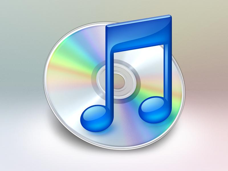 iTunes 9 Icon itunes apple icons music photoshop cinema 4d