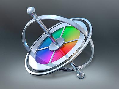 Motion 4.0 App Icon motion apple motion graphics icons photoshop cinema 4d