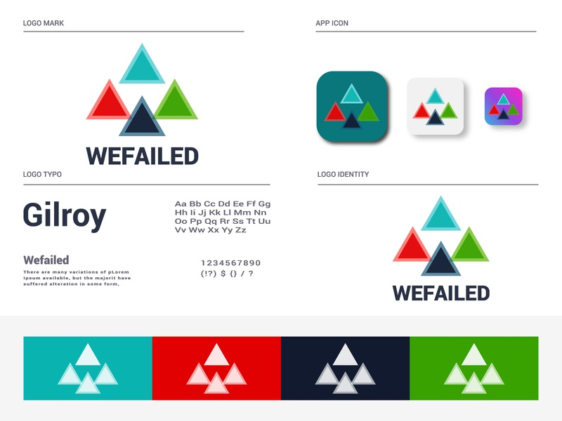 w logo lettering typography illustrator illustration vector logo icon design branding logo design