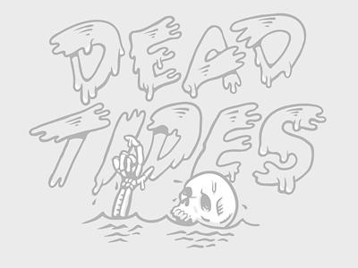 Dead Tides Logo