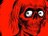 Drawlloween Zombie
