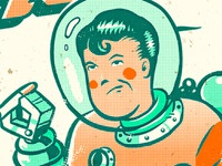 Nuke Radium: Face Blaster