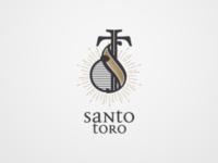Santo Toro Identity