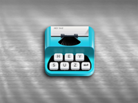 Suzy Typewriter
