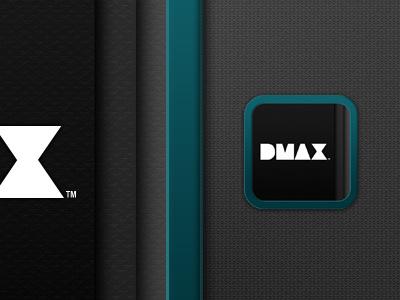 DMAX App Icon app icon iphone
