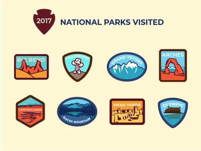 National Parks 2017