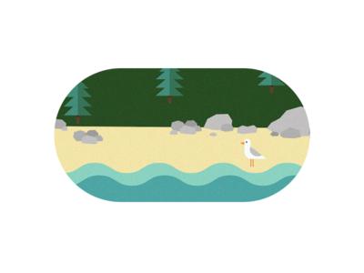 Acadia Preview - Sandy Beach