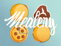 Mealery Icons