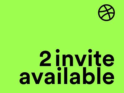 dribbble invite free contact invite invite giveaway