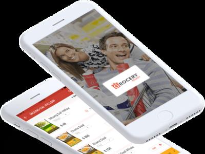 Grocery Basket Online Supermarket App
