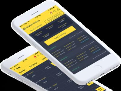 Rockeit Project Management App ios app app development app design