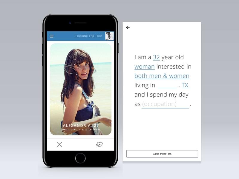 Form entry – dating apps interface design dating datingapp design app ui component form elements form design form field