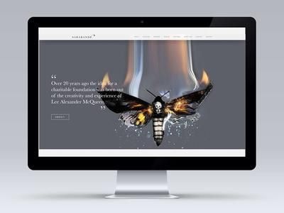 Sarabande –Lee Alexander McQueen Website