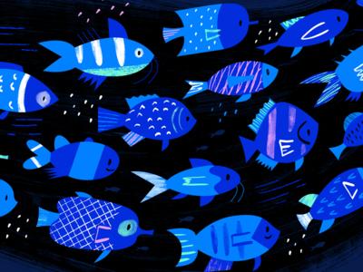 Unity server water web ocean tech flat texture vector icon illustration
