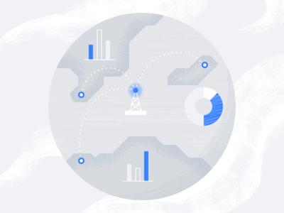 Status Page Globe