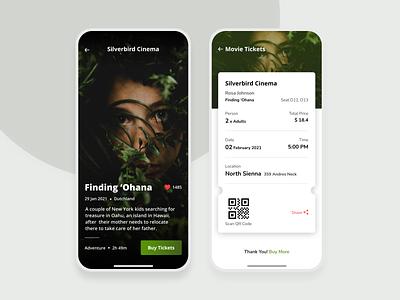 Ticket Booking : Mobile App icon logo vector dashboarddesign dashboard uxdesign uidesign minimal illustration typography digital motion graphics graphic design animation branding app ux ui design