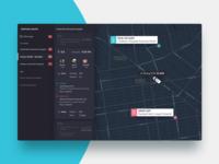 EMS tracking app