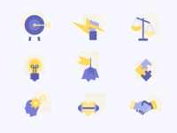 ThrivePass culture icons