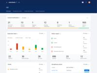 Improved contrast - Evercheck license verification dashboard