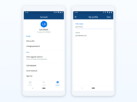 CE Broker for Android - settings