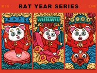 Rat year series