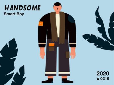Character illustration 4