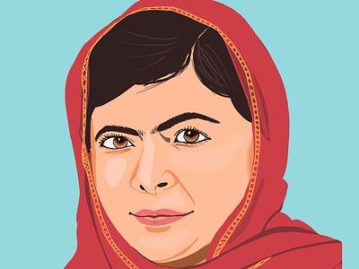 Malala malala procreate