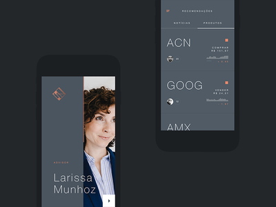 Product Concept ui simplicity interface flat financial credit cards banking bank app