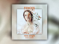 Still Image Animation | Blanche | Fences x new single