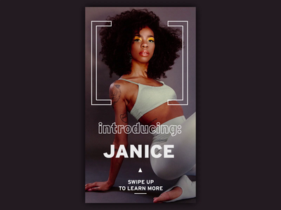Introducing Janice x [PIAS]