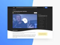 E-learning platform · Free