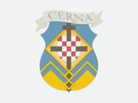 Cerna coat of arms