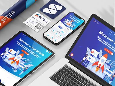 Branding design branding graphic design