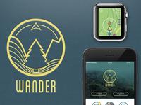 Wander: Social Hiking App