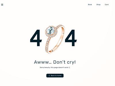 Daily UI :: 008 404 Error branding ui design challenge ui design design