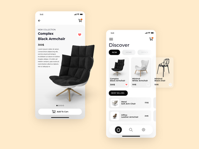 Furniture App mobile design furniture app furniture ecommerce design ecommerce app ecommerce mobile app mobile ui user user interface design user interface userinterface user experience uidesign designs ux ui  ux uiux ui design ui